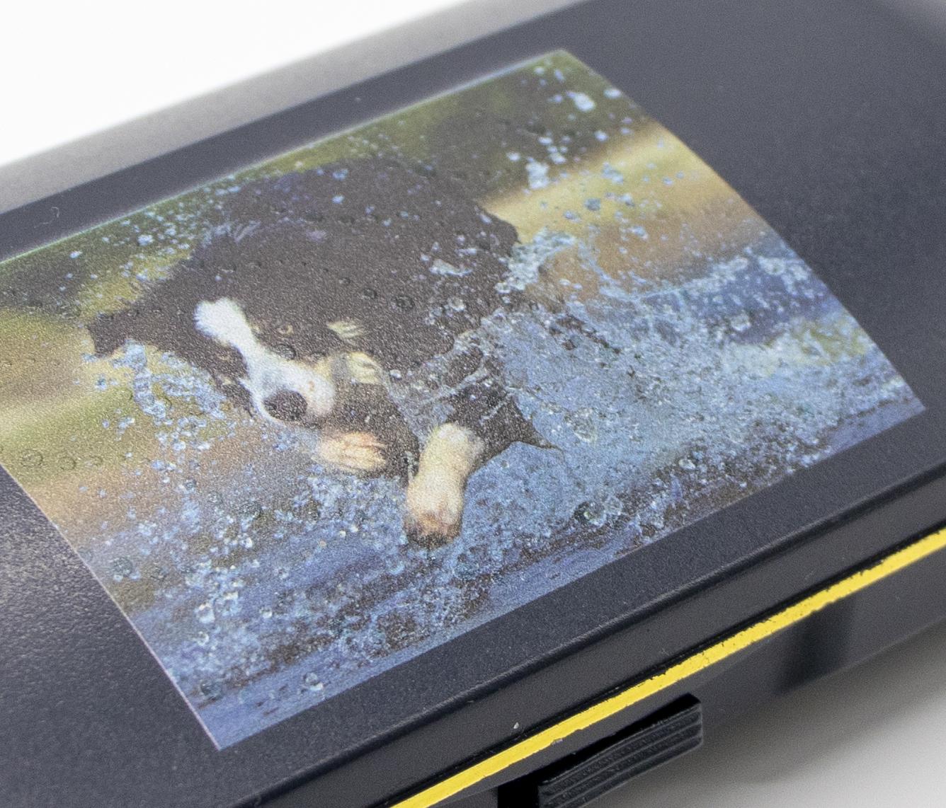カメラケースにオリジナル印刷